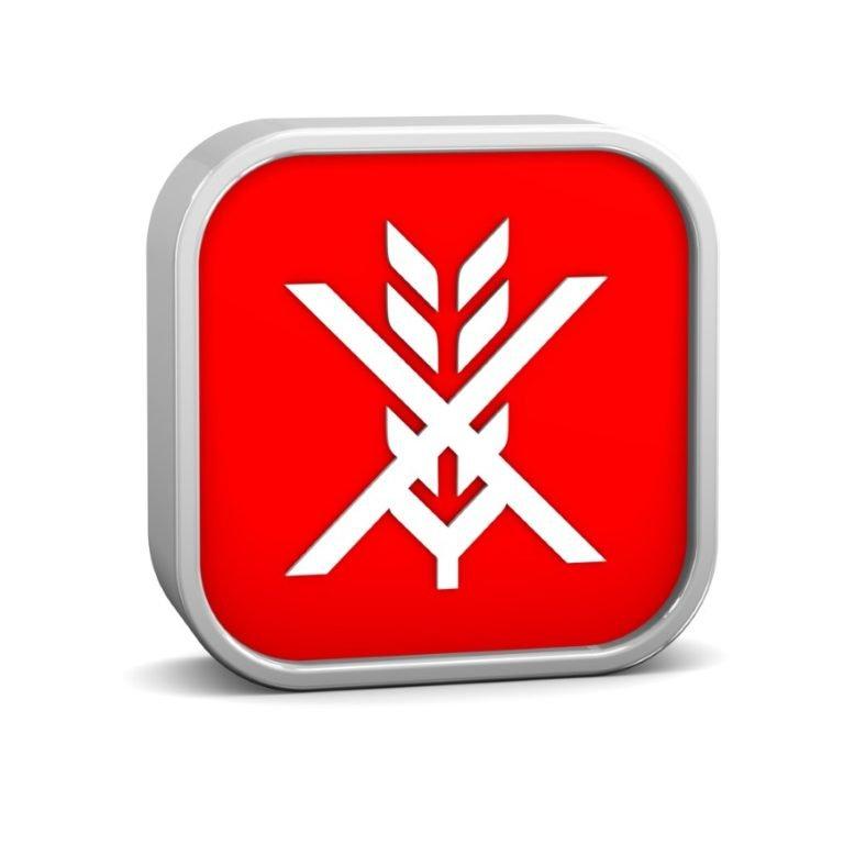 Zeichen für Glutenfreiheit