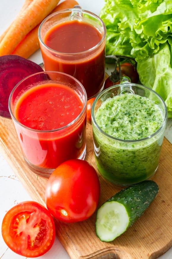 Tomaten-hohe-Histaminmenge