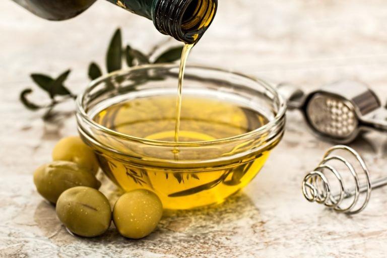 mehrfach ungesättigte Fettsäuren in Ölen